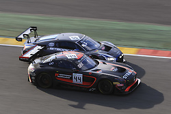 July 28, 2018 - Spa, Belgique - 44 STRAKKA RACING (GBR) MERCEDES AMG GT3 PRO CUP RUBENS BARRICHELLO (BRA) FELIPE FRAGA (BRA) CHRISTIAN VIETORIS  (Credit Image: © Panoramic via ZUMA Press)