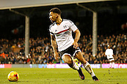 Fulham defender Ryan Fredericks (2) during the EFL Sky Bet Championship match between Fulham and Reading at Craven Cottage, London, England on 3 December 2016. Photo by Andy Walter.