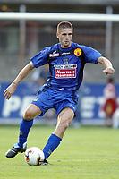Fotball<br /> Frankrike<br /> Oppkjøring til den franske ligaen 2003/2004<br /> Foto: DPPI/Digitalsport<br /> <br /> NORWAY ONLY<br /> <br /> FOOTBALL - SEASON 2003/2004 - FRIENDLY GAME - BASTIA v ETOILE DU SAHEL - 030715 - NISA SAVELJIC (BAS) - PHOTO JEAN-MARIE HERVIO / FLASH PRESS