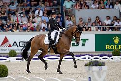 Krinke-Susmelj Marcela, (SUI), Smeyers Molberg<br /> Grand Prix Kür - Deutsche Bank Preis<br /> CHIO Aachen 2016<br /> © Hippo Foto - Dirk Caremans<br /> 17/07/16