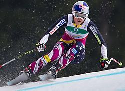 13.02.2011, Kandahar, Garmisch Partenkirchen, GER, FIS Alpin Ski WM 2011, GAP, Damen, Abfahrt, im Bild zweite, silber Medaille, Lindsey Vonn (USA) // second, siver Medal Lindsey Vonn (USA) during Downhill Ladies Fis Alpine Ski World Championships in Garmisch Partenkirchen, Germany on 13/2/2011. EXPA Pictures © 2011, PhotoCredit: EXPA/ J. Groder