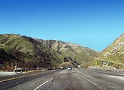 Grapevine Highway 5 Northbound