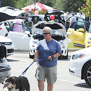 2015 models were on display Saturday September 13, 2014 at The Coastal Carolina Auto Show in Wilmington, N.C. (Jason A. Frizzelle)