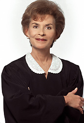 November 29, 2016 - New York, New York, U.S. - Judge Judy, 2000 (Credit Image: © Lynn Goldsmith/ZUMA Press)
