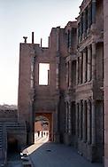 Libia  Sabratha .Città  romana a circa 67km da Tripoli.Teatro Romano.<br /> Sabratha Libya.Roman city about 67km from Tripoli.Roman Theatre