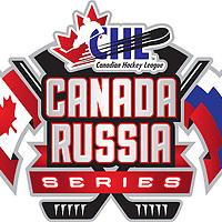 CHL Canada Russia Super Series - 2015