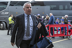 March 23, 2019 - Meadow, Shropshire, United Kingdom - Kenny Jackett Manager of Portsmouth FC arrives ahead of  the Sky Bet League 1 match between Shrewsbury Town and Portsmouth at Greenhous Meadow, Shrewsbury on Saturday 23rd March 2019. (Credit Image: © Mi News/NurPhoto via ZUMA Press)