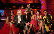 Celebs at Graham Norton Show - 14 June 2018