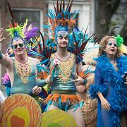 NLD/Amsterdam//20170805 - Gay Pride 2017, De Kasteelboot