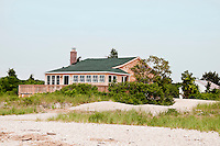 New York, Long Island -the cottage at West Meadow Beach