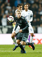 FOOTBALL: Donny van de Beek (Ajax Amsterdam) during the UEFA Europa League round of 16, first leg, match between FC København and AFC Ajax at Parken Stadium, Copenhagen, Denmark on Marts 9, 2017. Photo: Claus Birch