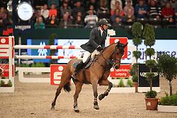 Estermann, Paul (SUI)<br /> , Lord Pepsi<br /> Leipzig - Partner Pferd 2016<br /> Championat von Leipzig<br /> © www.sportfotos-lafrentz.de / Stefan Lafrentz