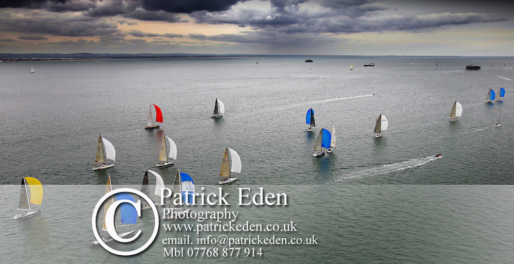 Aerial Photographs of the Isle of Wight by photographer Patrick Eden photography photograph canvas canvases