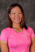 Babe Liu Tao during portrait session prior to the second stage of LPGA Qualifying School at the Plantation Golf and Country Club on Oct. 6, 2013 in Vience, Florida. <br /> <br /> <br /> ©2013 Scott A. Miller