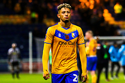 Kellan Gordon of Mansfield Town - Mandatory by-line: Ryan Crockett/JMP - 09/11/2019 - FOOTBALL - One Call Stadium - Mansfield, England - Mansfield Town v Chorley - Emirates FA Cup first round