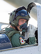 Prince William Flies In Chipmunk
