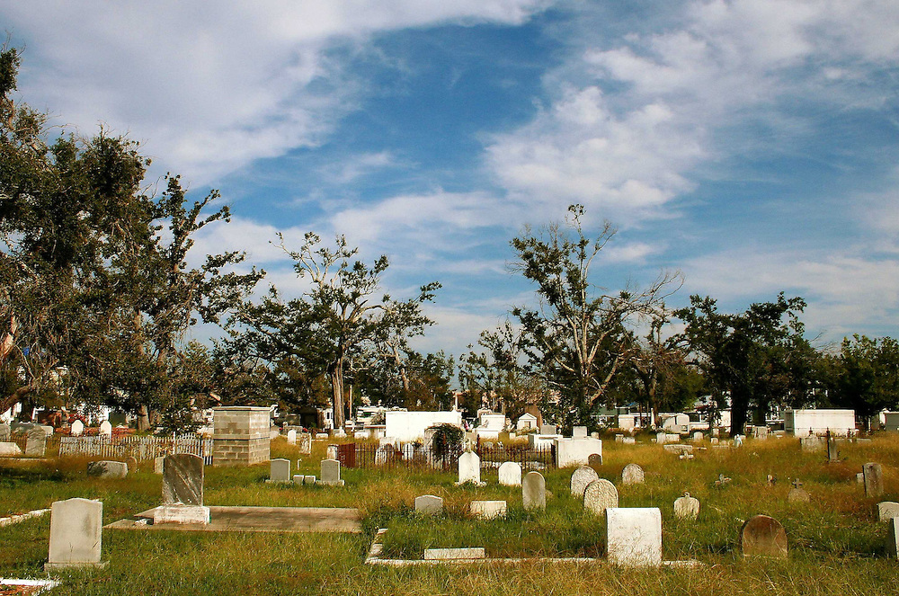 Cemetery, Bay St. Louis, MS