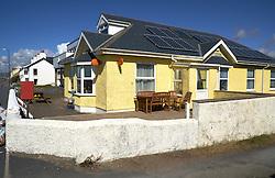 Borth post office, Wales