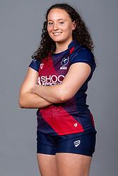 Sophie Peters of Bristol Rugby - Mandatory by-line: Robbie Stephenson/JMP - 03/09/2019 - RUGBY - Shaftsbury Park - Bristol, England - Bristol Bears Women Media Day