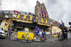 FDJ, Tour de France, Stage 5: Ypres > Arenberg Porte du Hainaut, UCI WorldTour, 2.UWT, Wallers, France, 9th July 2014, Photo by Thomas van Bracht / Peloton Photos