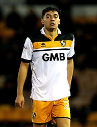 Tyler Walker of Port Vale - Mandatory by-line: Robbie Stephenson/JMP - 20/01/2017 - FOOTBALL - Vale Park - Stoke-on-Trent, England - Port Vale v Bury - Sky Bet League One