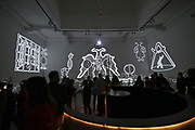 57th Art Biennale in Venice - Viva Arte Viva.<br /> Giardini.<br /> Russian Pavillon.<br /> Theatrum Orbis.<br /> Grisha Bruskin
