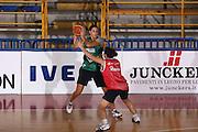 Cervia  01/12/2009<br /> Allenamenti Nazionale Italiana Femminile Sperimentale<br /> Foto Ciamillo<br /> chiara consolini