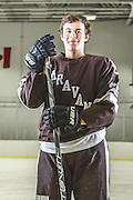 Chicago Sports Photography - Mount Carmel High School Hockey by Chicago Sports Photographer Chris W. Pestel. Chicago, IL