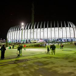 20120117: SLO, CRO, AUT, Ice Hockey - EBEL League 2011-2012, 43rd Round