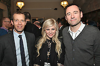 Geoff Taylor, Pixie Lott and Jason Iley