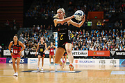 Magic centre Ariana Cable-Dixon during the ANZ Premiership netball match - Magic v 170529 ANZ Premiership - Magic v Tactix played at Claudelands Arena, Hamilton, New Zealand on Monday 29 May 2017. Copyright photo: Bruce Lim / www.photosport.nz