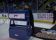 KELOWNA, CANADA - OCTOBER 28:  Season Ticket Holder Draw at the Kelowna Rockets game on October 28, 2017 at Prospera Place in Kelowna, British Columbia, Canada.  (Photo By Cindy Rogers/Nyasa Photography,  *** Local Caption ***
