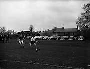 26/03/1960<br /> 03/26/1960<br /> 26 March 1960<br /> Interprovincial Hockey: Ulster v Combined Munster and South East at Claremount Road, Dublin.