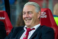 ALKMAAR - 24-09-2016, AZ - Go Ahead Eagles, AFAS Stadion, GA Eagles-trainer Hans de Koning