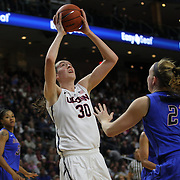 UConn Vs DePaul Women's College Basketball 2014