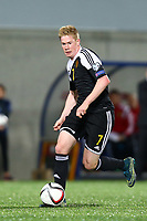 Kevin De Bruyne of Belgium during the UEFA European Championship 2016 qualifying Group B football match between Andorra and Belgium on October 10, 2015 at The Estadi Nacional in Andorra la Vella, Andorra. <br /> Photo Manuel Blondeau/AOP Press/DPPI