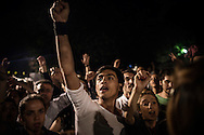 As the police pulled back from the Gezi park area, thousands and thousands of people streamed into the park to join the anti-government protesters.<br /> <br /> Musicians, artists, doctors, nurses, students, activists, environmentalists have joined the rallies against a government that they believe threatens their freedom and way of life. The Park (Gezi) became a symbol of civil resistence, a laboratory for a new culture of resistance.<br /> <br /> &quot;Chapulling (Turkish: &ccedil;apuling) is a neologism originating in the 2013 protests in Turkey, coined from Prime Minister Erdogan's use of the term &ccedil;apulcu (roughly translated to &quot;looters&quot;) to describe the protestors. &ccedil;apulcu was rapidly reappropriated by the protestors, both in its original form and as the anglicized chapuller and additionally verbified chapulling, given the meaning of &quot;fighting for your rights&quot;. Chapulling has been used in Turkish both in its English form and in the hybrid word form &ccedil;apuling.<br /> The word quickly caught on, adopted by the demonstrators and online activists.&quot;
