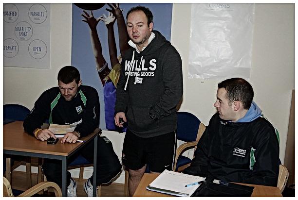 Sports Coach UK..Premier Sport HQ..26/01/2011...