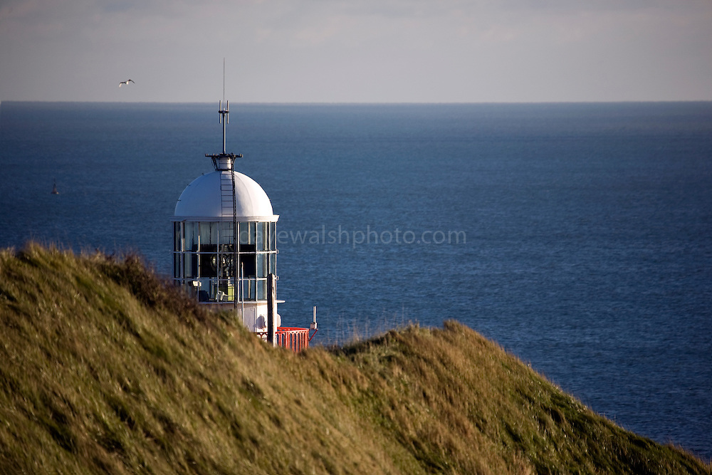 The Baily Lighthouse, Howth Head, Dublin. There has been a lighthouse here since 1667. Current tower designed by George Halpin.
