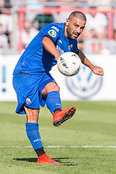 09.08.2015, Stadion Lohmühle, Luebeck, GER, DFB Pokal, VfB Luebeck vs SC Paderborn 07, 1. Runde, im Bild Mahir Saglik (Nr. 10, SC Paderborn) // during German DFB Pokal first round match between VfB Luebeck vs SC Paderborn 07 at the Stadion Lohmühle in Luebeck, Germany on 2015/08/09. EXPA Pictures © 2015, PhotoCredit: EXPA/ Eibner-Pressefoto/ KOENIG<br /> <br /> *****ATTENTION - OUT of GER*****