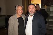 ANISH KAPOOR; AI WEIWEI Ai Weiwei, Royal Academy, Piccadilly. London.  15 September 2015.