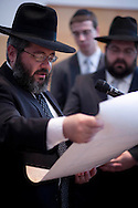 Shevy Goldberg and Korey ______ wed at Congregation Keter Torah in Teaneck, NJ on Tuesday, June 5, 2012.