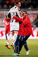 Onderwerp/Subject: Willem II - Eredivisie<br /> Reklame:  <br /> Club/Team/Country: <br /> Seizoen/Season: 2012/2013<br /> FOTO/PHOTO: Ricardo IPPEL (L) of Willem II celebrating his goal ( 1 - 1 ). (Photo by PICS UNITED)<br /> <br /> Trefwoorden/Keywords: <br /> #02 $94 ±1355229149625<br /> Photo- & Copyrights © PICS UNITED <br /> P.O. Box 7164 - 5605 BE  EINDHOVEN (THE NETHERLANDS) <br /> Phone +31 (0)40 296 28 00 <br /> Fax +31 (0) 40 248 47 43 <br /> http://www.pics-united.com <br /> e-mail : sales@pics-united.com (If you would like to raise any issues regarding any aspects of products / service of PICS UNITED) or <br /> e-mail : sales@pics-united.com   <br /> <br /> ATTENTIE: <br /> Publicatie ook bij aanbieding door derden is slechts toegestaan na verkregen toestemming van Pics United. <br /> VOLLEDIGE NAAMSVERMELDING IS VERPLICHT! (© PICS UNITED/Naam Fotograaf, zie veld 4 van de bestandsinfo 'credits') <br /> ATTENTION:  <br /> © Pics United. Reproduction/publication of this photo by any parties is only permitted after authorisation is sought and obtained from  PICS UNITED- THE NETHERLANDS