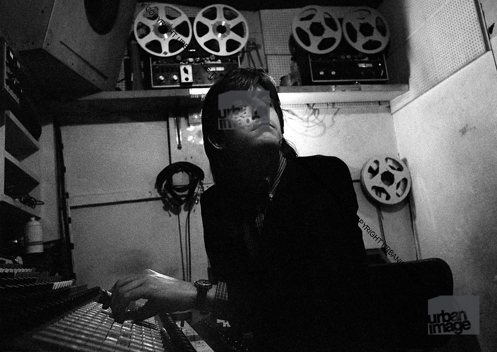 Nick Lowe in Studio 1979