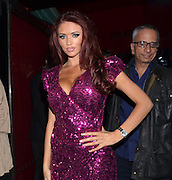 29.NOVEMBER.2011. LONDON<br /> <br /> AMY CHILDS ATTENDING THE OK MAGAZINE PARTY AT FLORIDITA IN SOHO, LONDON<br /> <br /> BYLINE: EDBIMAGEARCHIVE.COM<br /> <br /> *THIS IMAGE IS STRICTLY FOR UK NEWSPAPERS AND MAGAZINES ONLY*<br /> *FOR WORLD WIDE SALES AND WEB USE PLEASE CONTACT EDBIMAGEARCHIVE - 0208 954 5968*