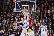 William Mosley, Jack Cooley<br /> Banco di Sardegna Dinamo Sassari - Alma Trieste<br /> Legabasket Serie A LBA PosteMobile 2018/2019<br /> Sassari, 06/01/2019<br /> Foto L.Canu / Ciamillo-Castoria