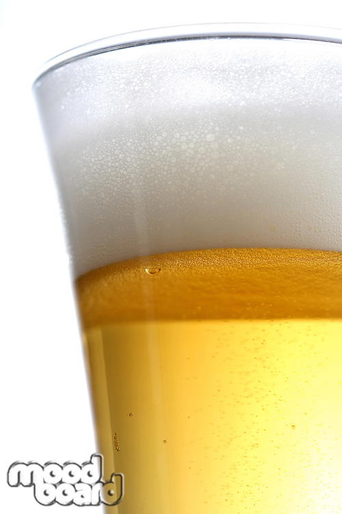 Pitcher of beer - close-up