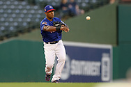 March 26, 2018 - Arlington, TX, U.S. - ARLINGTON, TX - MARCH 26: Texas Rangers third baseman Adrian Beltre (29) throws to second base during the exhibition game between the Cincinnati Reds and Texas Rangers on March 26, 2018 at Globe Life Park in Arlington, TX. (Photo by Andrew Dieb/Icon Sportswire) (Credit Image: © Andrew Dieb/Icon SMI via ZUMA Press)