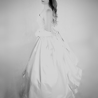 Anne Goodall's Debutante Session in B/W