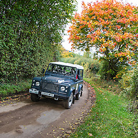 Car 53 Adie Nicholls Richard Nicholls Land Rover SWB 90